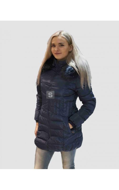 Куртка Женская Зимняя Tiana 11AF9718K2 Navy